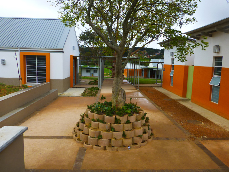 Amanda Katz Architects - Cloetesville Primary School