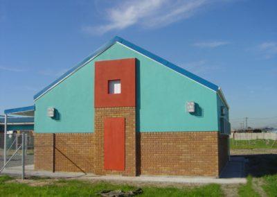 Amanda Katz Architects - Grade-R Classroom