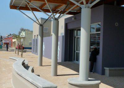 Amanda Katz Architects - Grassy Park Clinic