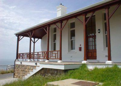 Amanda Katz Architects - Naval Officer Dwellings