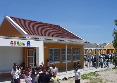Pre-School Classrooms